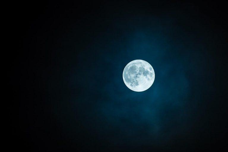 Lua Cheia - Banho para atrair dinheiro e sorte