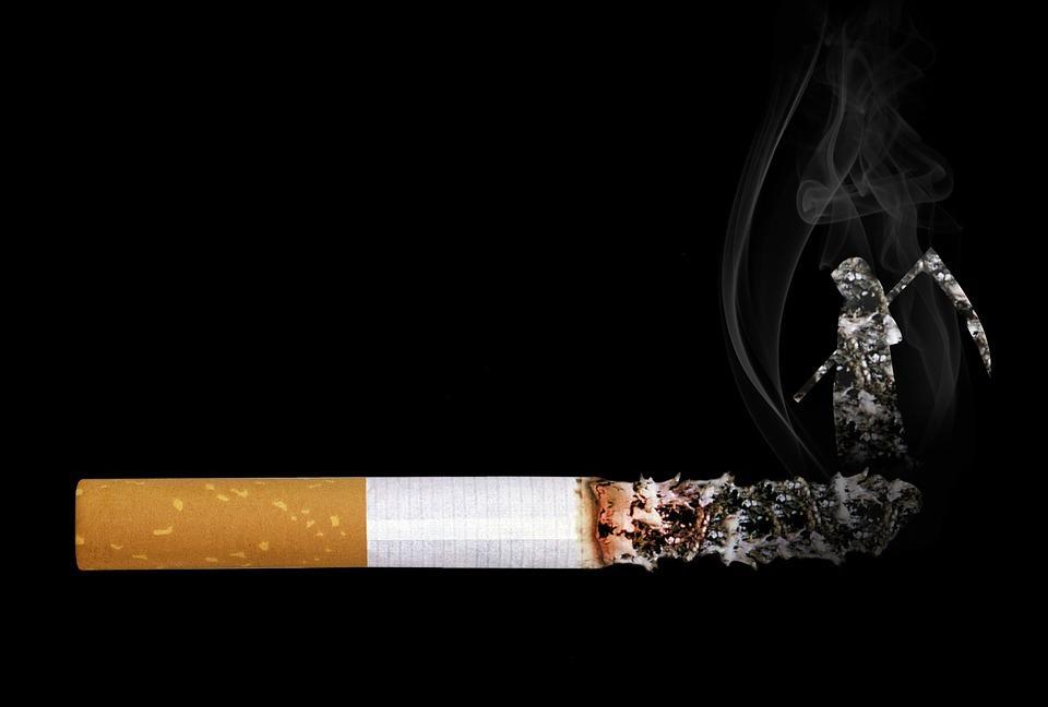 Simpatias para deixar de fumar
