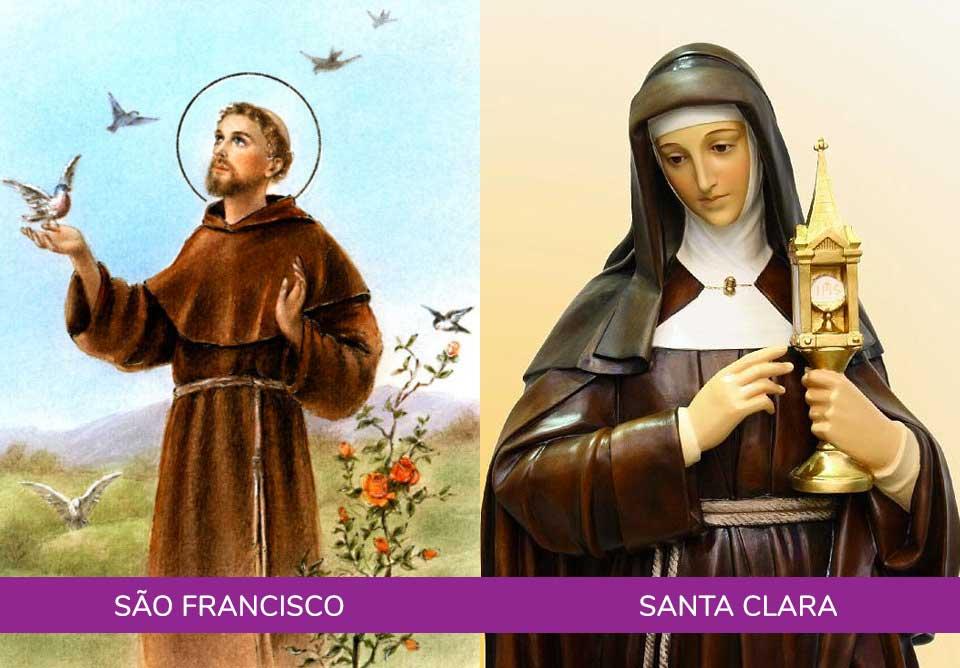 São Francisco e Santa Clara