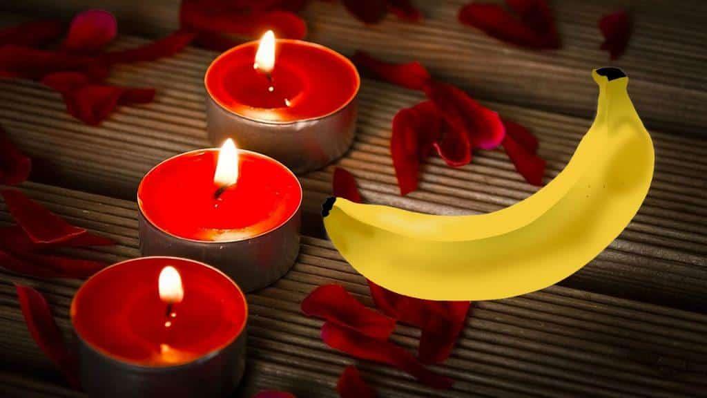 Simpatia para dominar marido com banana