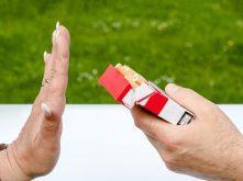Oração para Deixar de Fumar