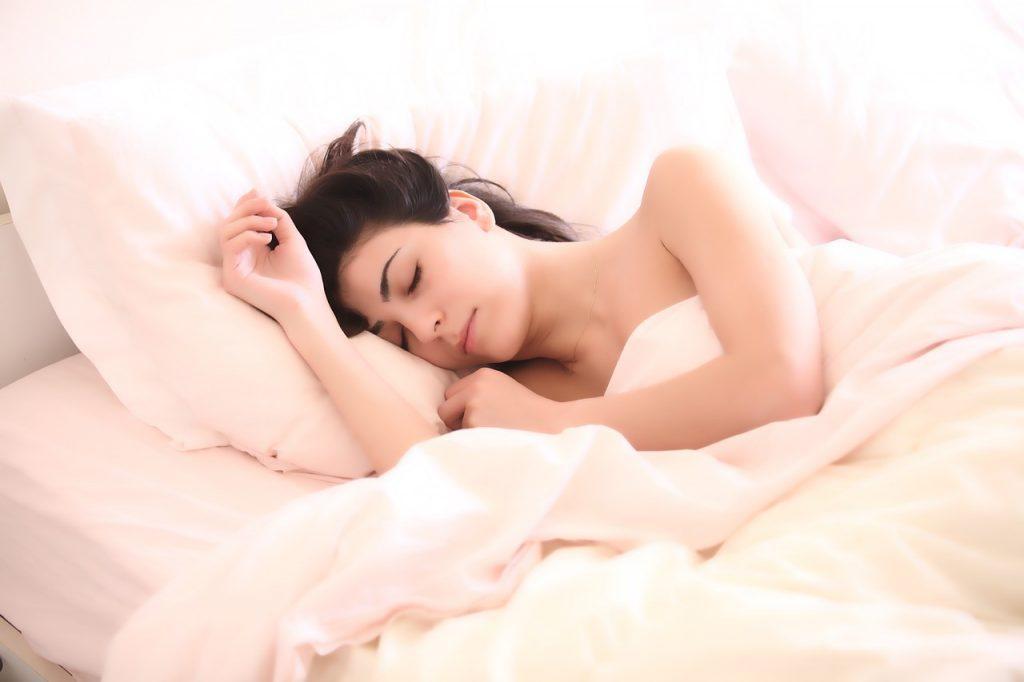Oração para Dormir Bem