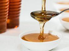 Banho poderoso com mel