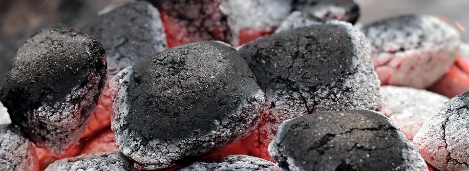 Carvão Cinzas