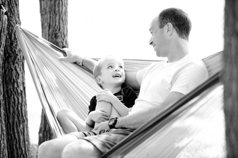 Simpatia para unir pai e filho (juntar)