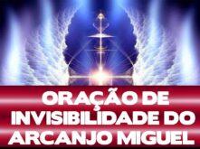 Oração manto da invisibilidade