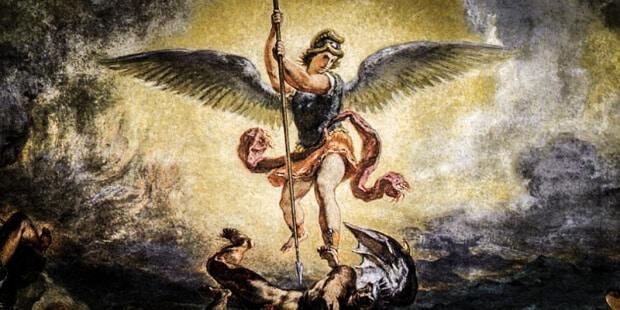 Oração Arcanjo Miguel
