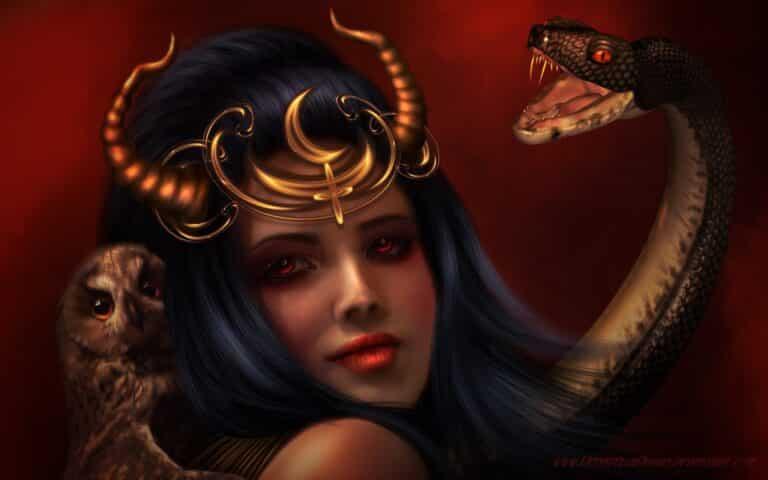 Oração da Deus Lilith - Amarração Amorosa