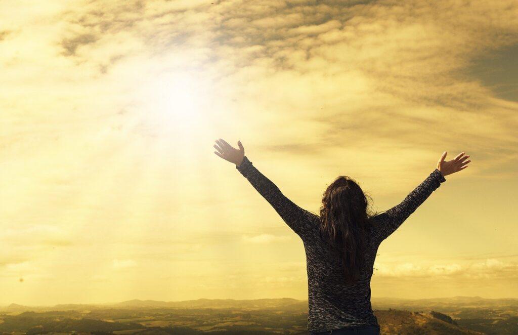 Oração para pessoa desistir de algo