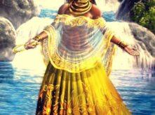 Banho poderoso de Oxum