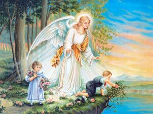 Oração para proteger os filhos do mal