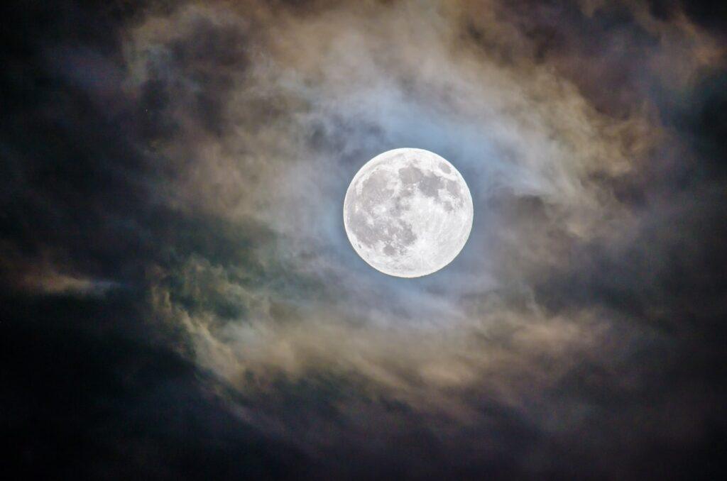 Lua Cheia - FIcar Bonita