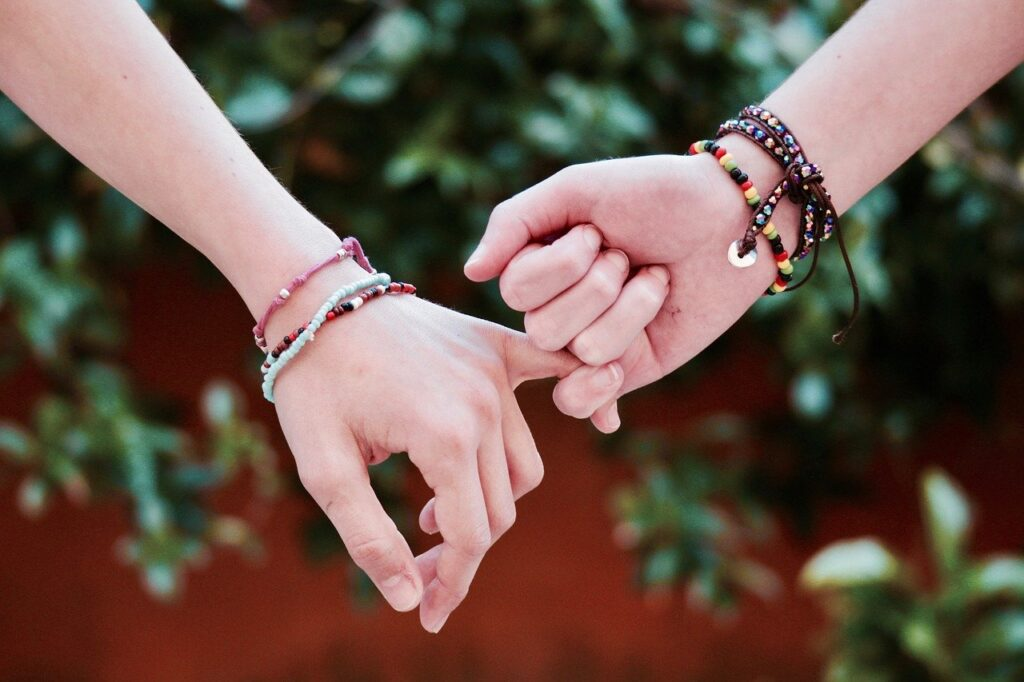 Simpatia para fazer as pazes com alguém